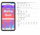 Maths Quiz App